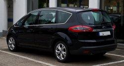 przykład samochodu marki Ford S-Max