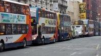 reklama w autobusie